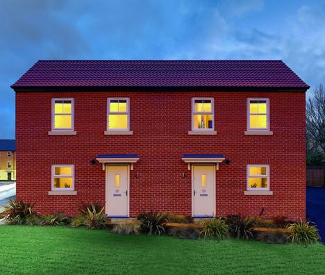 3 Bedroom Homes in Featherstone | Imola at Origin | Strata