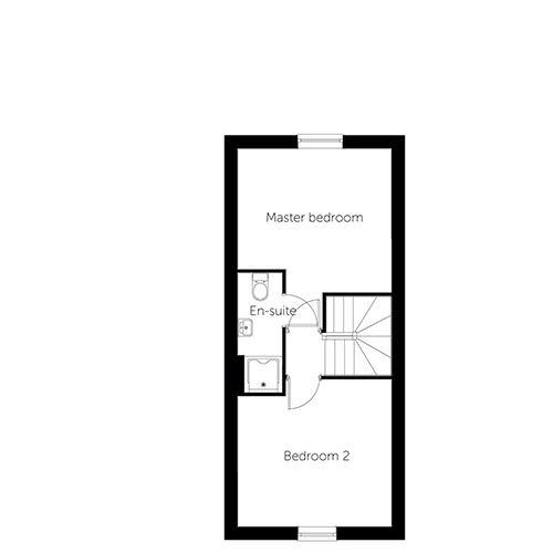 Barcelona floor plan