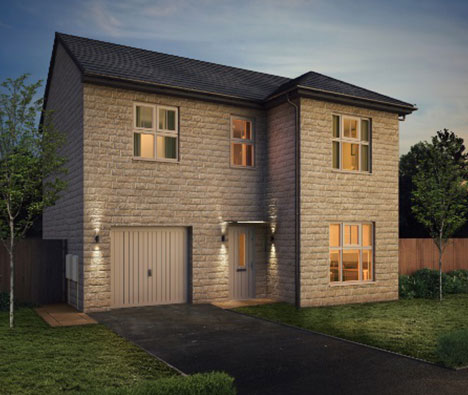 Intrigue | 4 Bedroom Homes in Ossett