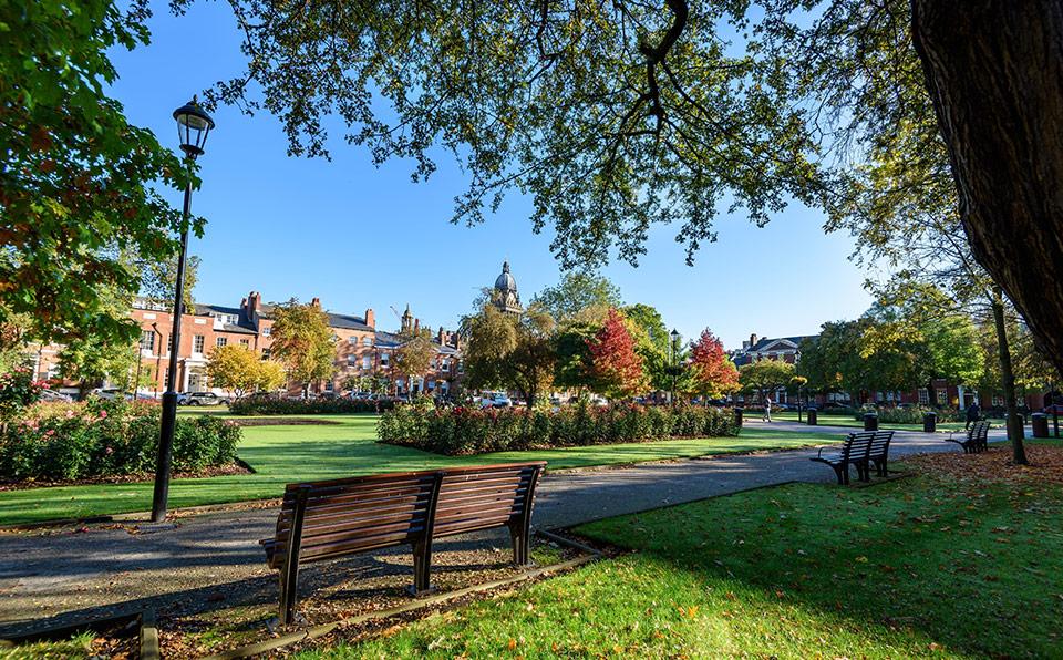 Park Square Leeds