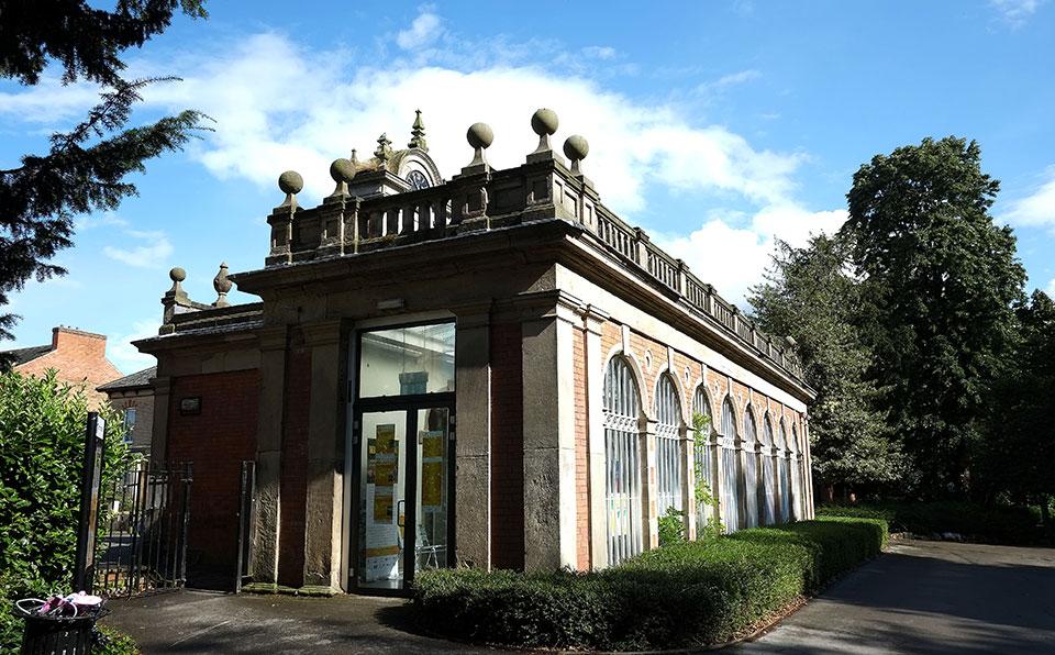 Derby Aboretum Park