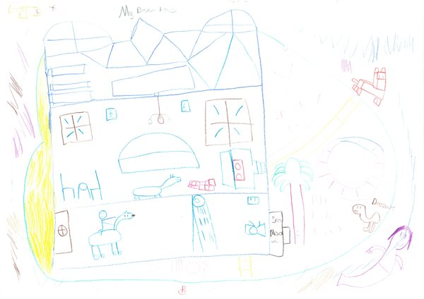My Dream Home (Callum, age 11)