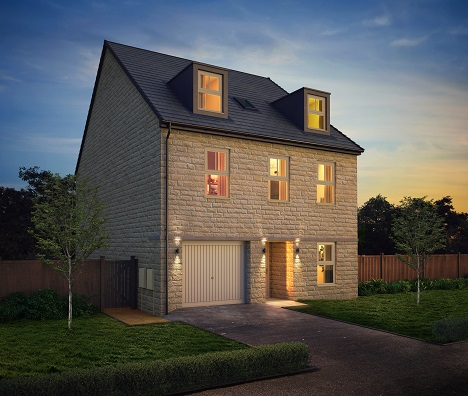Kudos | 3 - 4 Bedroom Homes in Leeds
