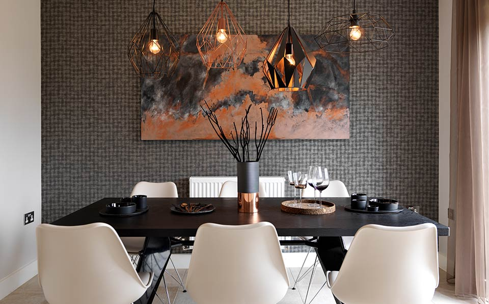 Palermo dining area Epitome
