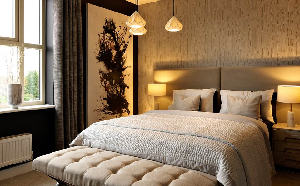 Venice bedroom master Epitome
