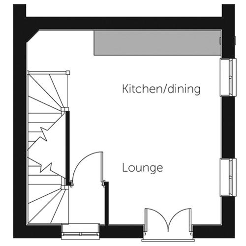 Livorno floor plan