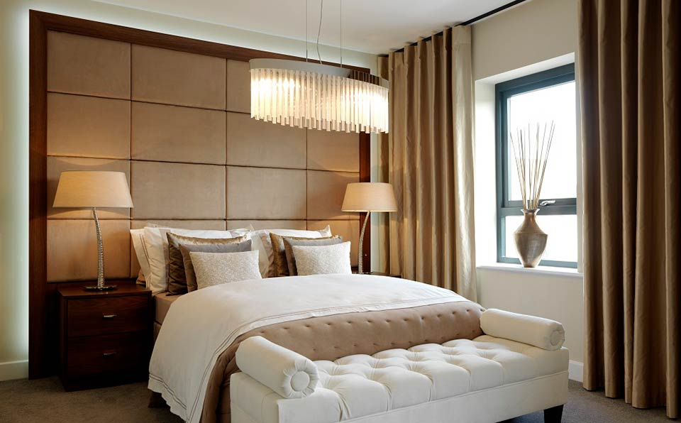 dominion doncaster - bedroom