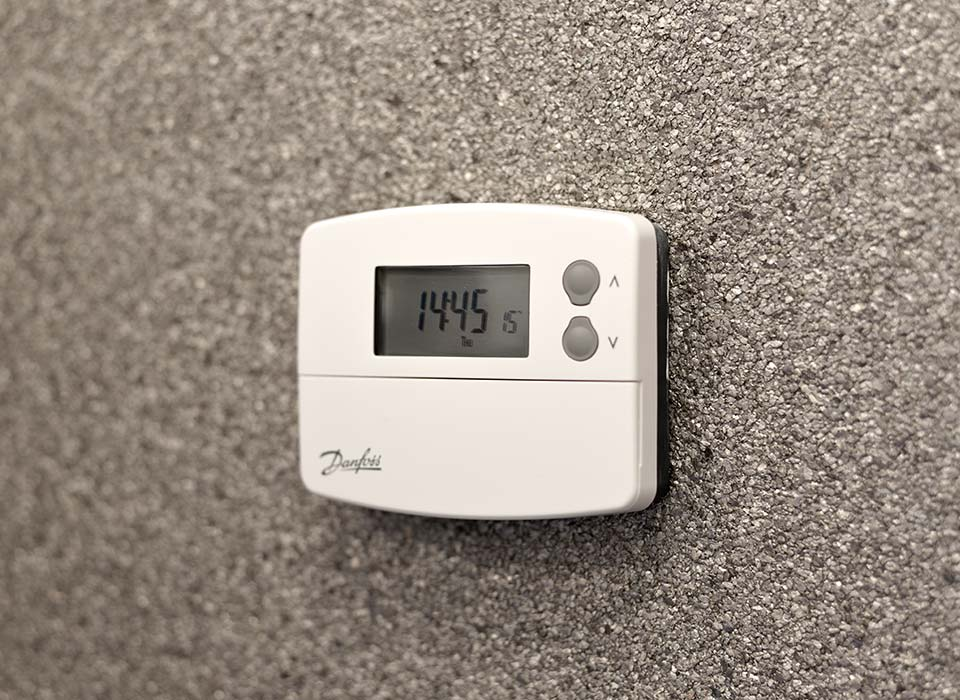 Heating information for Opal