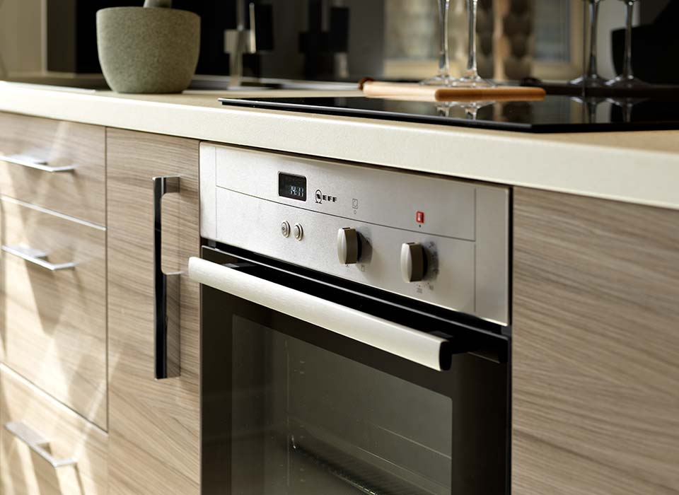 Kitchen information for Sassari