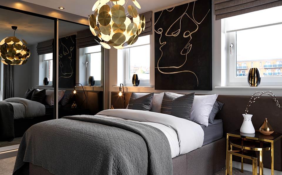 Agenda master bedroom Livorno