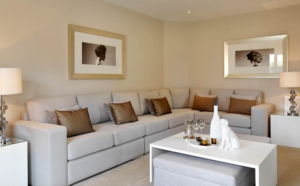 strata homes lounge - ambience