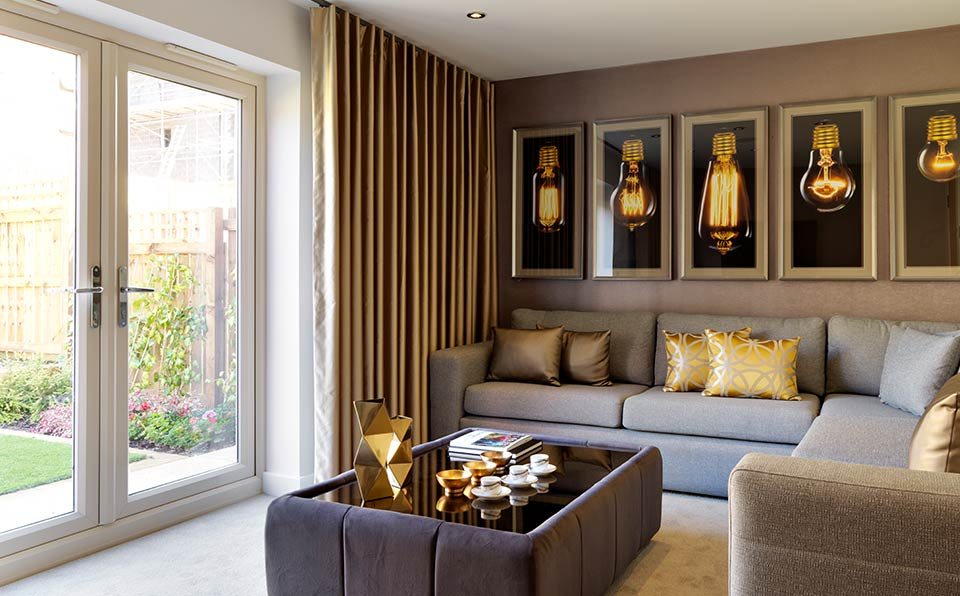 Strata Homes - Kudos - Lounge