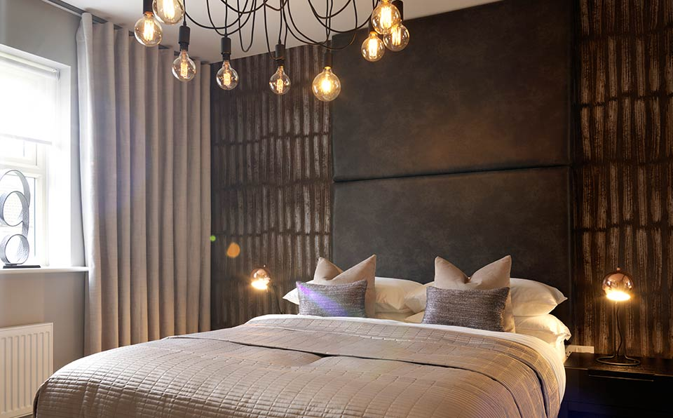 Strata Homes - Kudos - Bedroom