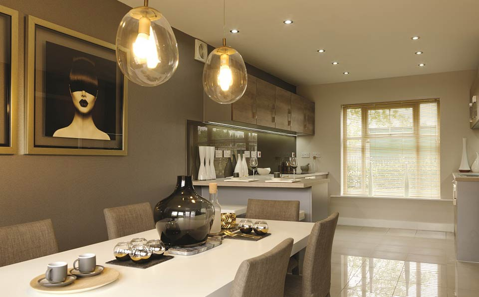 Strata Homes - Opulence - Kitchen