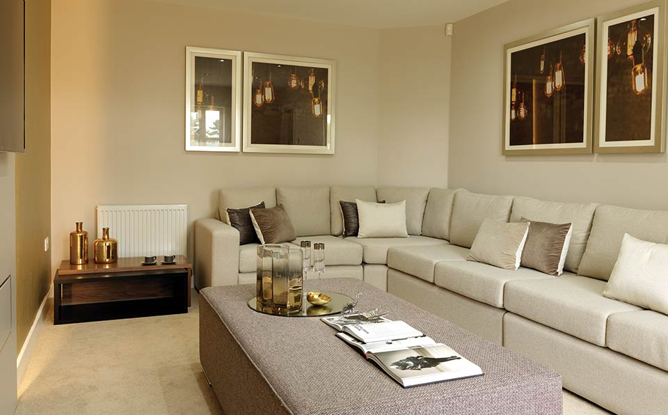 Strata Homes - Opulence - Lounge
