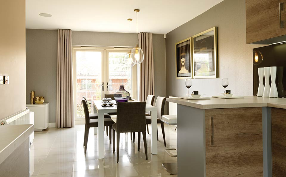 Strata Homes - Panache - Dining Room