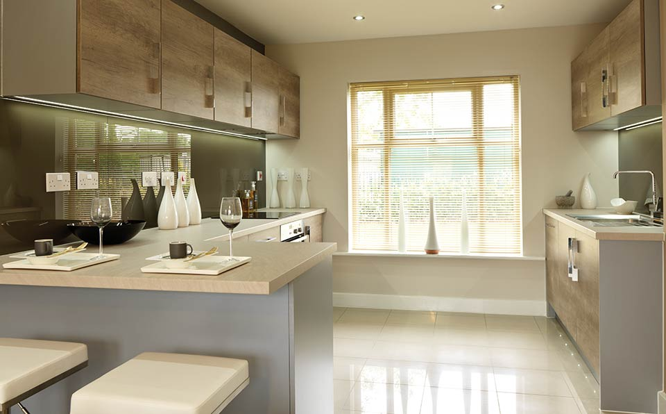 Strata Homes - Panache - Kitchen