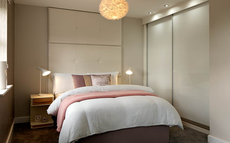 Strata Homes - Panache - Bedroom