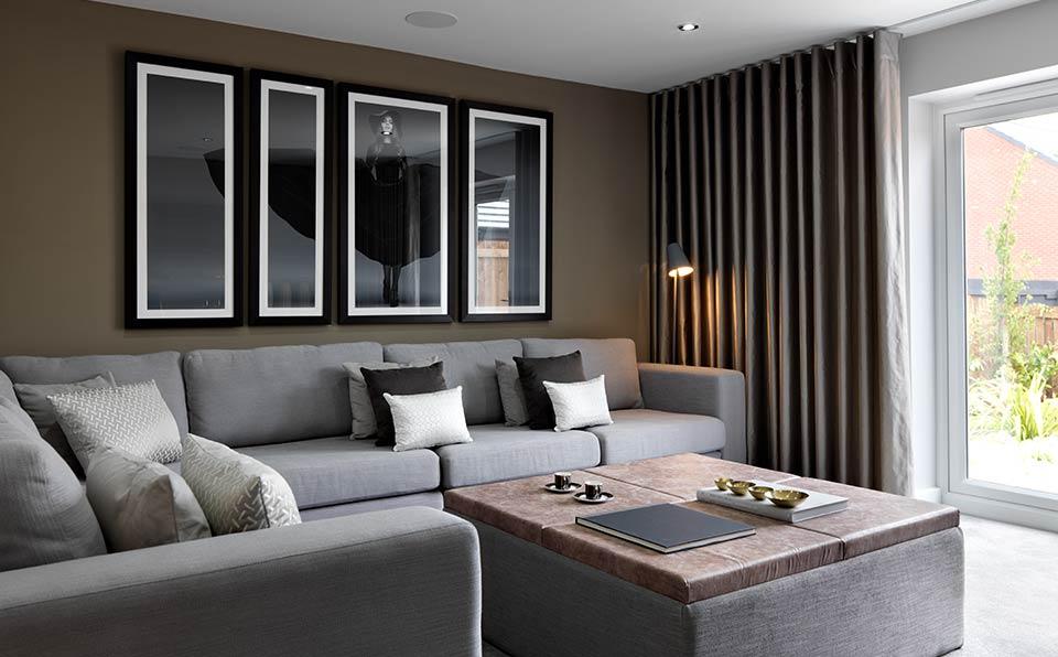 Strata Homes - Panache - Lounge