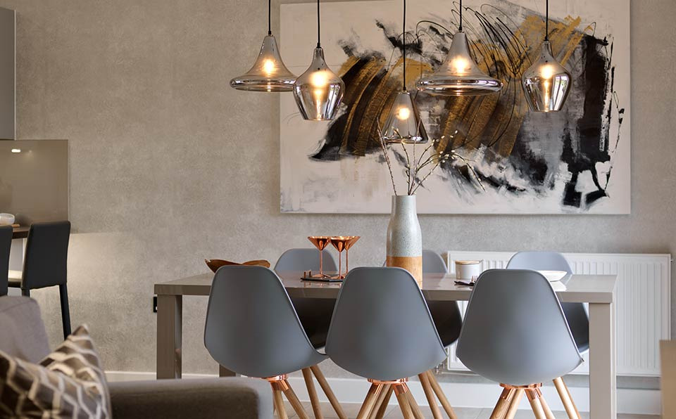 Strata Homes - Temptation - Dining Room