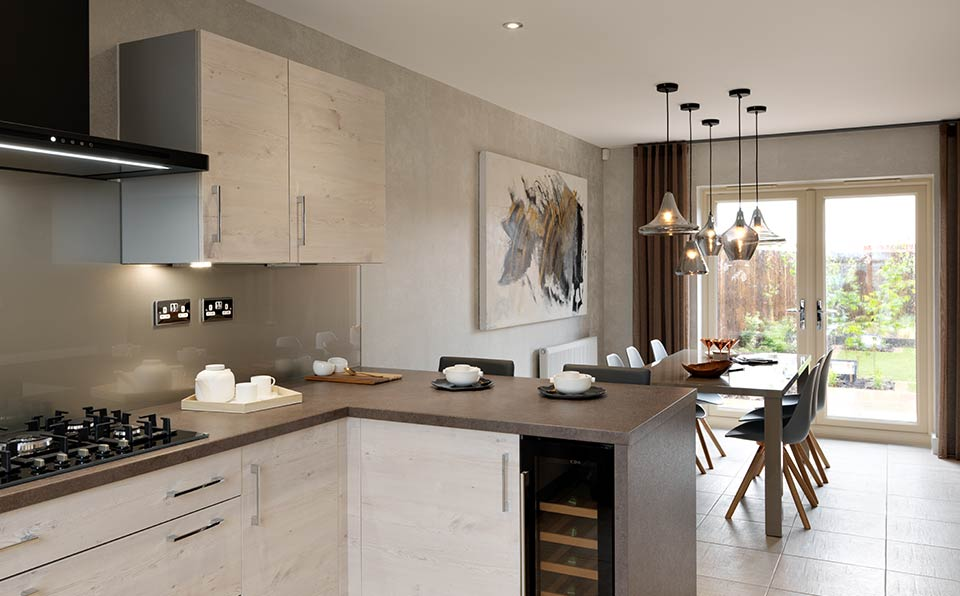 Strata Homes - Temptation - Kitchen