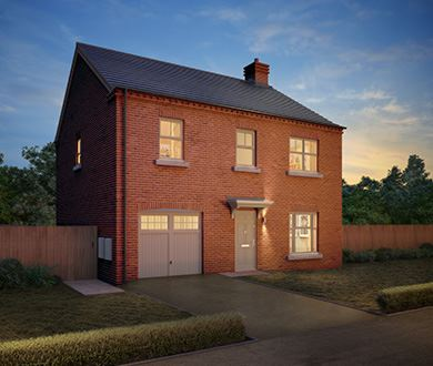 Temptation | 4 - 5 Bedroom Homes in Burton on Trent