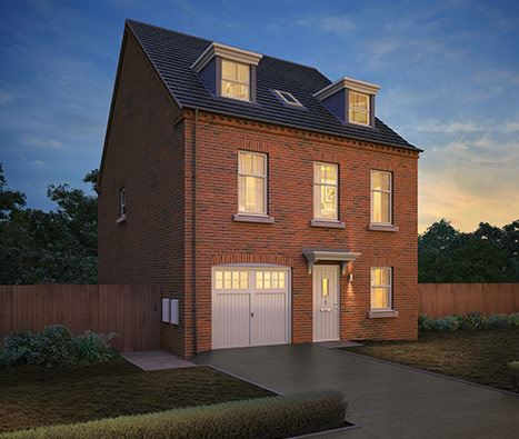 Burton on Trent, Temptation, Palermo five bedroom detached home