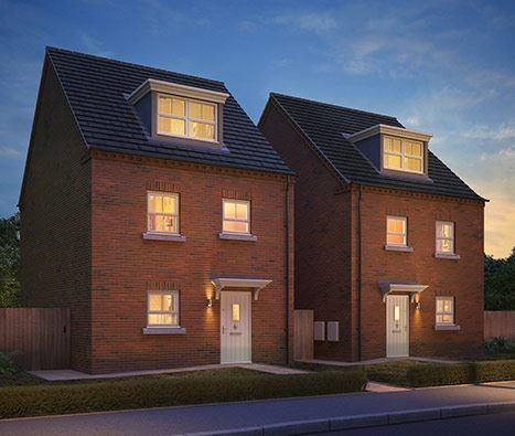 Burton on Trent, Temptation, Rosas four bedroom detached home