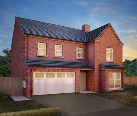 Burton on Trent, Temptation, Valencia five bedroom detached home