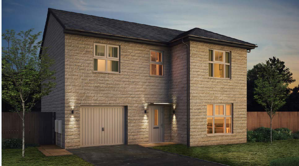 Intrigue | 3 - 4 Bedroom Homes in Ossett