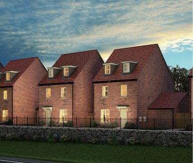 Destiny | 2 - 4 Bedroom Homes in Doncaster