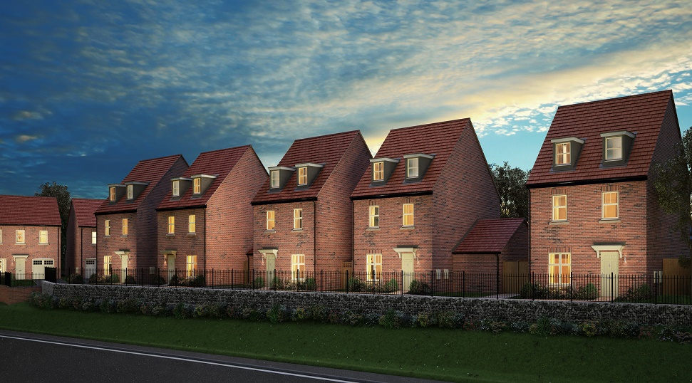 Destiny | 2 - 4 Bedroom Homes in Doncaster