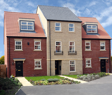 Shimmer | 2 - 4 Bedroom Homes in Mexborough