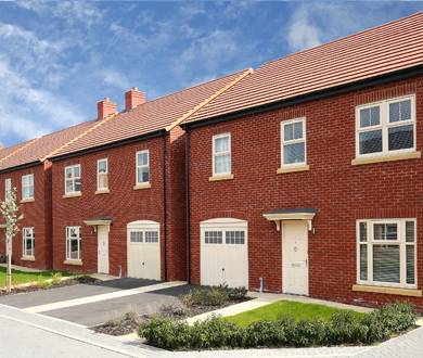 Panache | 4 - 5 Bedroom Homes in Sherburn in Elmet