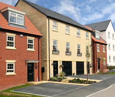 Origin | 2 - 3 Bedroom Homes in Featherstone