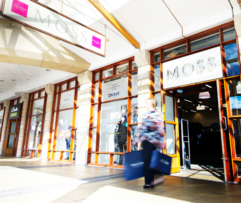 Shopping information for Doncaster